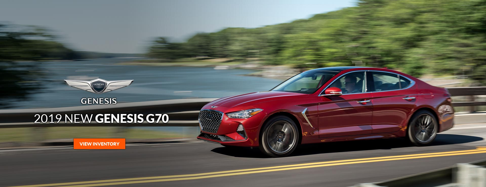 C&S Car Company - New Genesis G70 2019 Genesis G70
