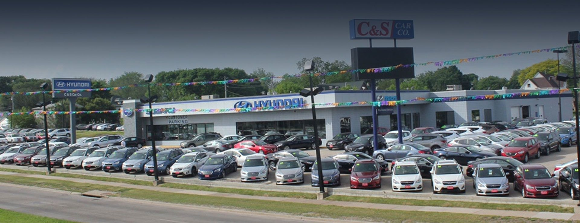 C&S Car Co.